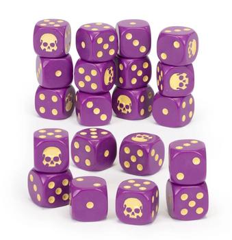 80-21 AOS: Grand Alliance - Death Dice Set