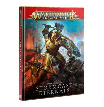 96-01 Battletome: Stormcast Eternals HB 2021