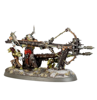 89-60 Orruk Warclans: Beast-Skewer Killbow
