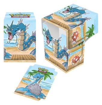 Pokemon Gallery Series: Seaside  Full View Deck Box