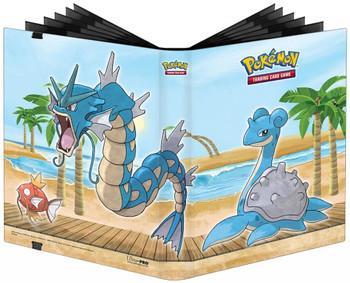 Pokemon Gallery Series: Seaside Pro Binder