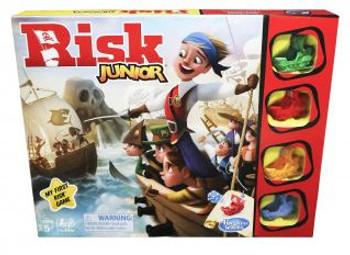 Risk: Junior