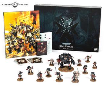 55-27 Black Templars Army Set