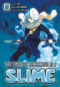 Slime vol 15 (That time I got reincarnated as a)