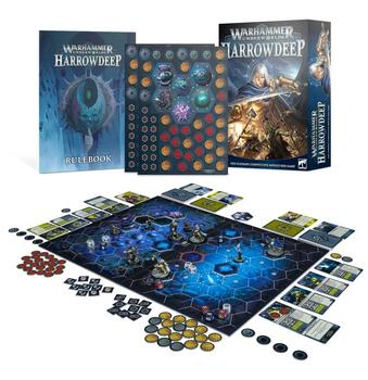 110-02 WH Underworlds: Harrowdeep Core Game