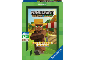 Minecraft Board Game - Expansion