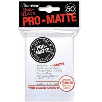 UltraPro Matte Magic & Pokemon sized Sleeves 50ct