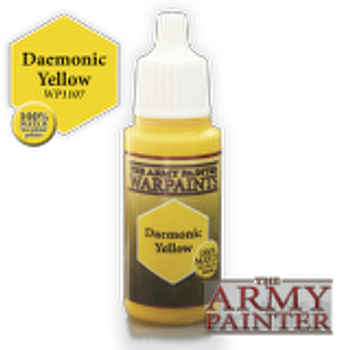 Daemonic Yellow paint pot
