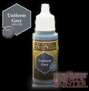 Uniform Grey paint pot