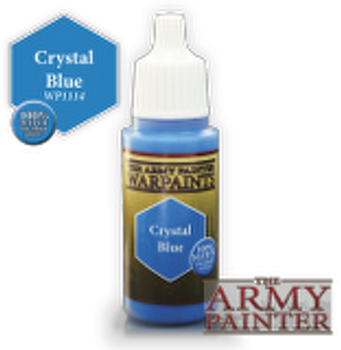Crystal Blue paint pot