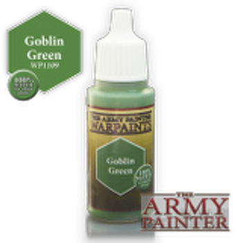 Goblin Green paint pot