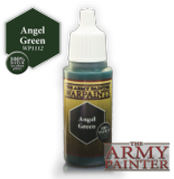 Angel Green paint pot