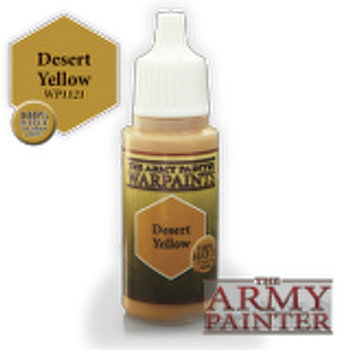 Desert Yellow paint pot