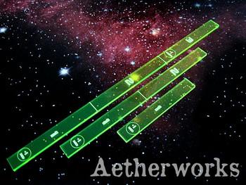 Range Ruler Pack: Length 1, 2 & 3