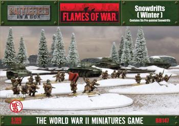 Snowdrifts (winter)