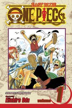 One Piece, Vol. 1