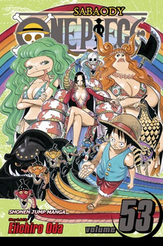 One Piece, Vol. 53