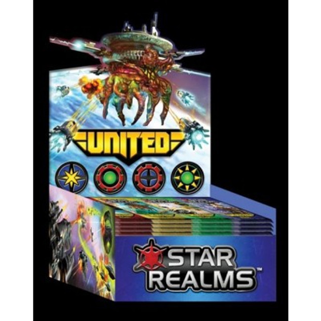 Star Realms United Booster