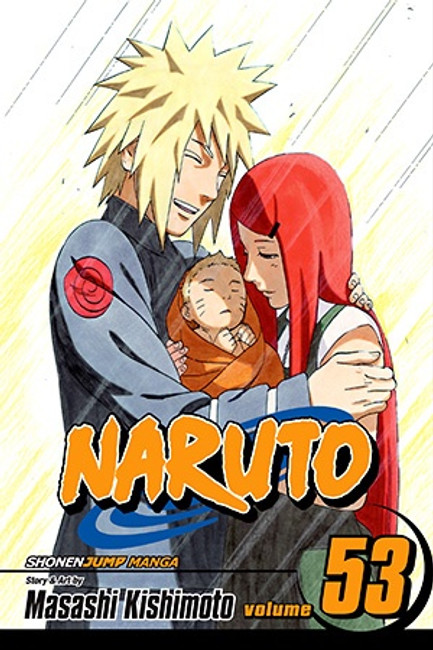 Naruto, Vol. 53