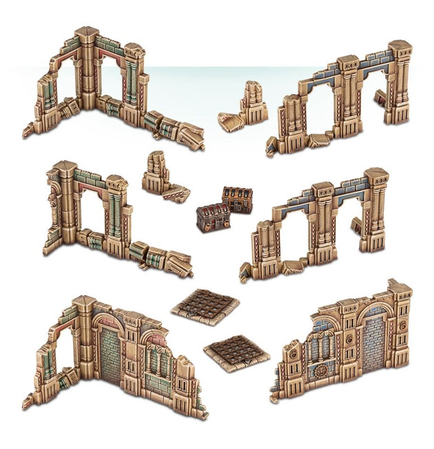 64-72 Age of Sigmar: Azyrite Ruins