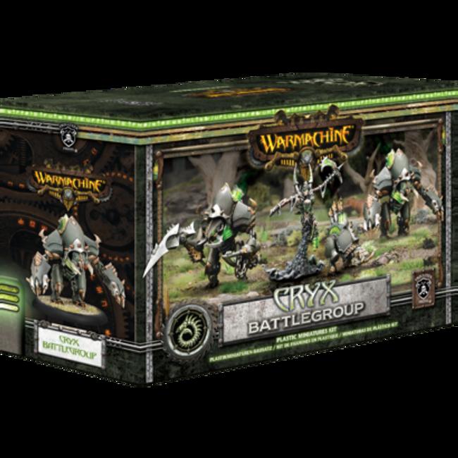 Warmachine - Cryx Battlegroup - 2016