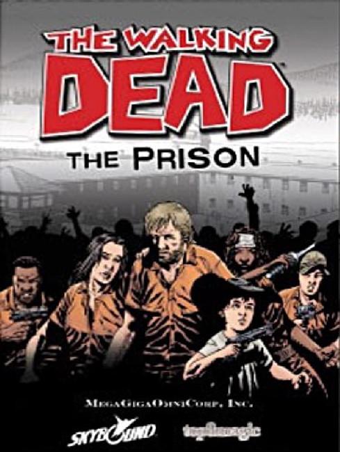 Walking Dead The Prison
