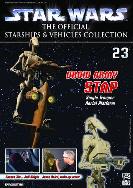 Star Wars The Official Starships & Vehicle Collection #23