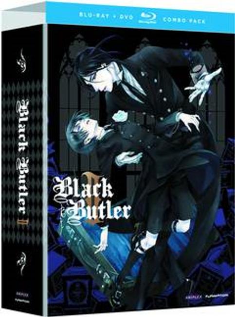 Black Butler OVA Collection