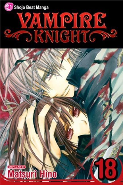 Vampire Knight, Vol. 18