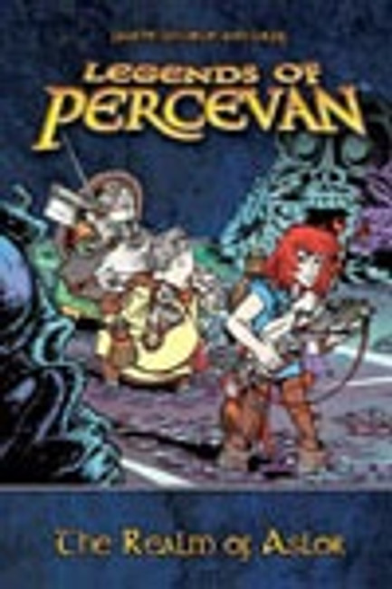 Legends of Percevan Volume 2: Realm of Aslor