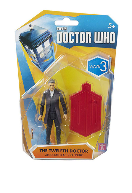 Doctor Who: Wave 3 Action Figures: The Twelfth Doctor