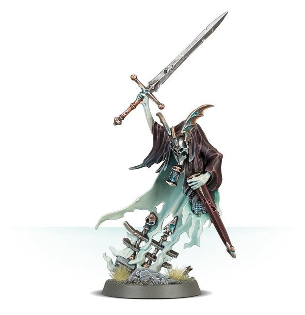 91-19 Nighthaunt Keldrek: Knight of Shrouds