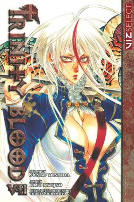 Trinity Blood, Vol. 7