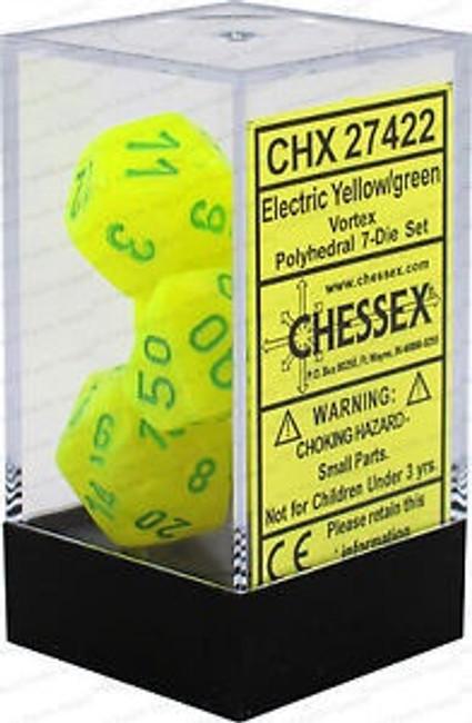 Vortex Polyhedral Bright Electric Yellow/Green