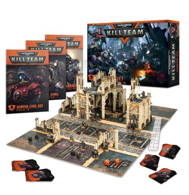 102-10-60 WH 40K Kill Team Core Box