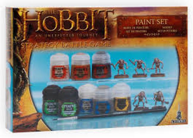 30-05 Hobbit An Unexpected Journey Paint Set (DFR)