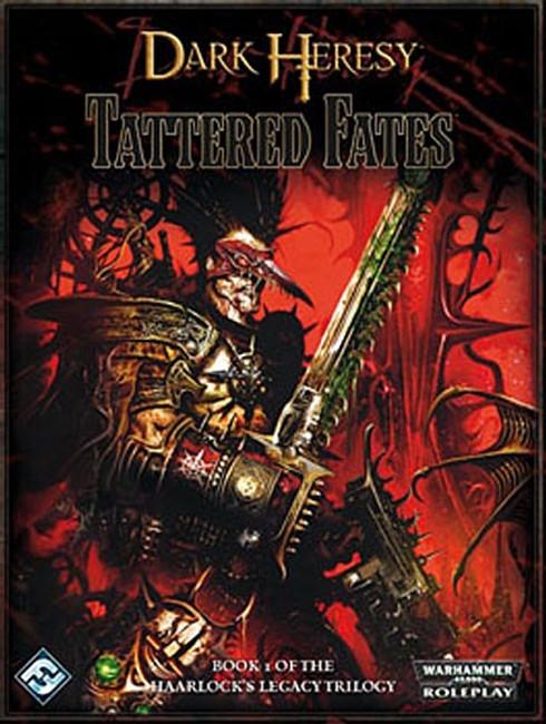 Dark Heresy: Tattered Fates