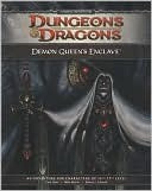 P2 Demon Queen's Enclave (D&D 4th ed Adventures #5)
