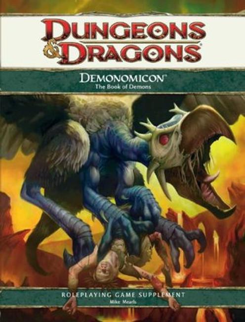 Demonomicon: A 4th Edition D&D Supplement