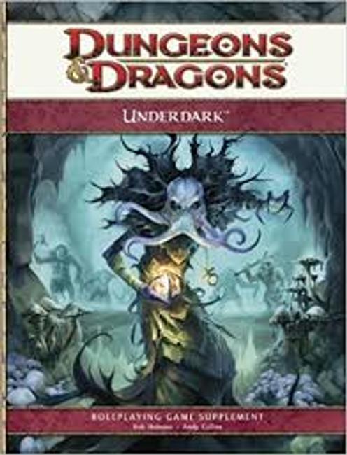 Dungeons & Dragons: Underdark