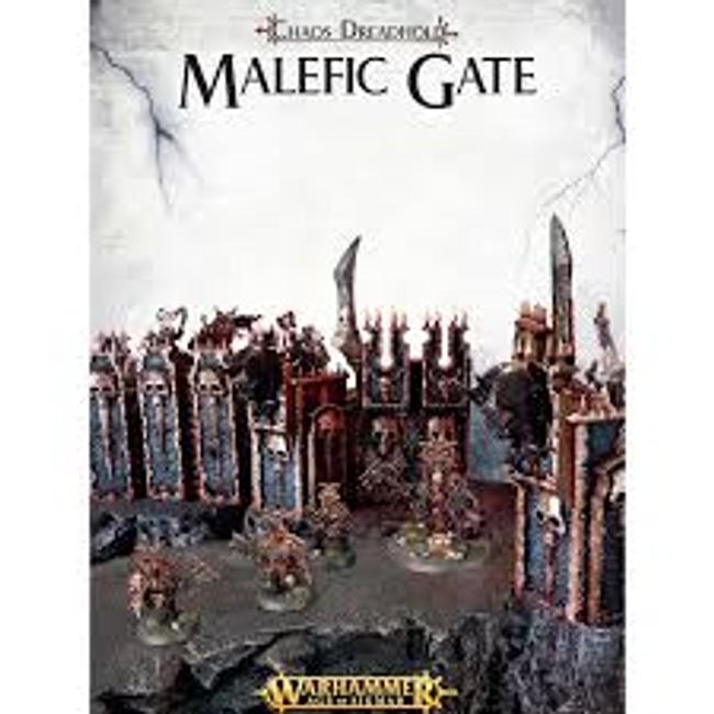 64-14 Chaos Dreadhold Malefic Gate