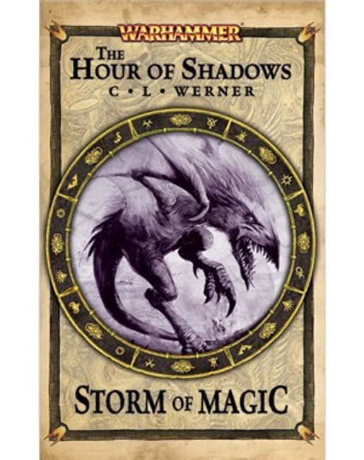 The Hour of Shadows