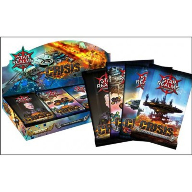 Star Realms Crisis Booster