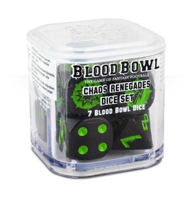 200-32 Blood Bowl: Chaos Renegades Dice