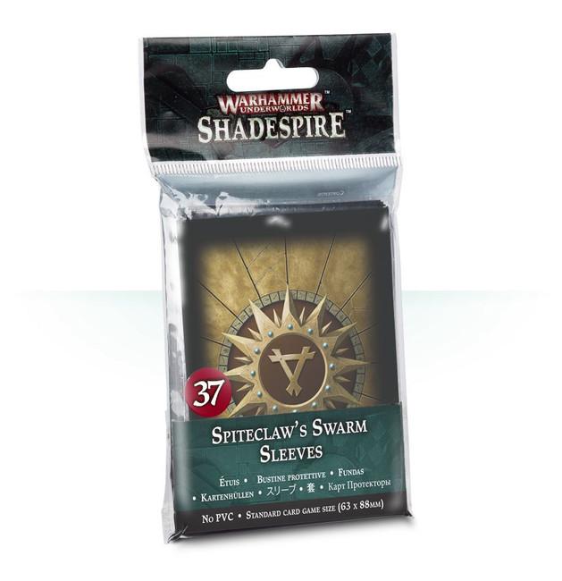 110-19 WH Underworlds: Spiteclaw's Swarm Sleeves
