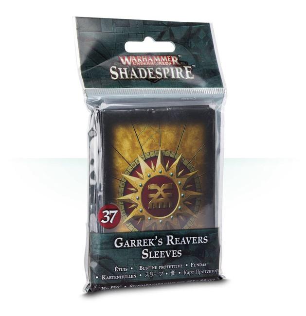 110-16 WH Underworlds: Garrek's Reavers Sleeves