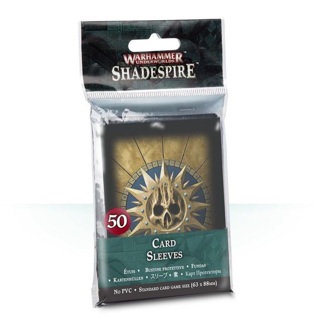 110-07 WH Underworlds: Shadespire Card Sleeves