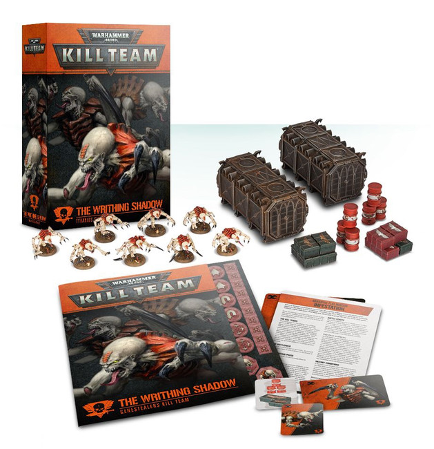 102-24-60 WH 40K Kill Team: The Writhing Shadow