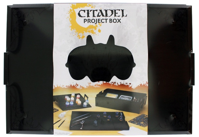 60-55 Citadel Project Box