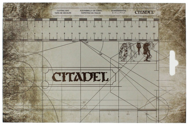 66-69 Citadel Cutting Mat 2014
